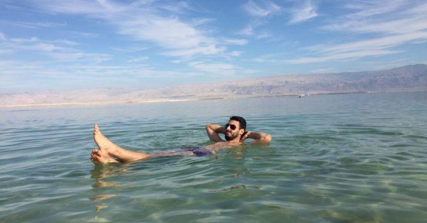 Mar Muerto, Israel