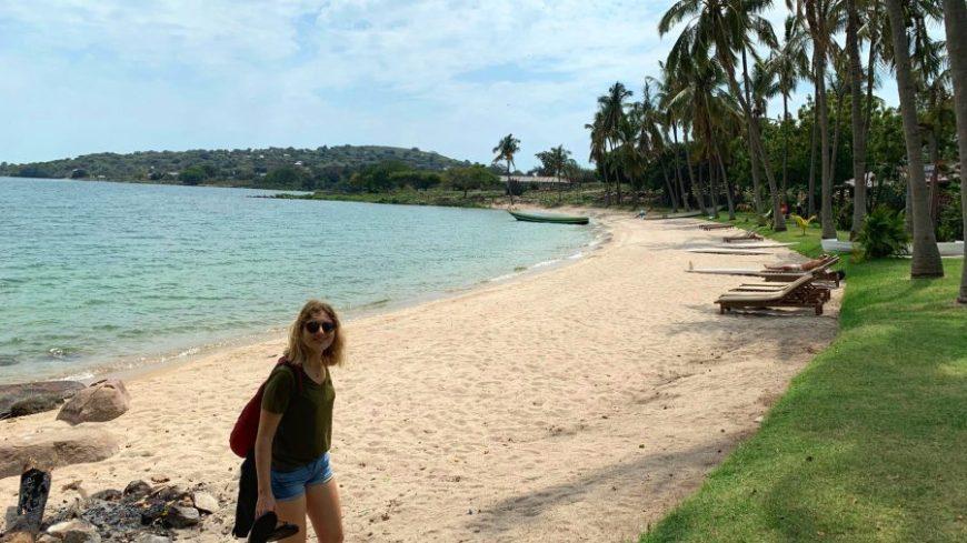 Isla Takawiri, momentos relajantes en la playa durante nuestra ruta por Kenia, Tanzania y Zanzíbar