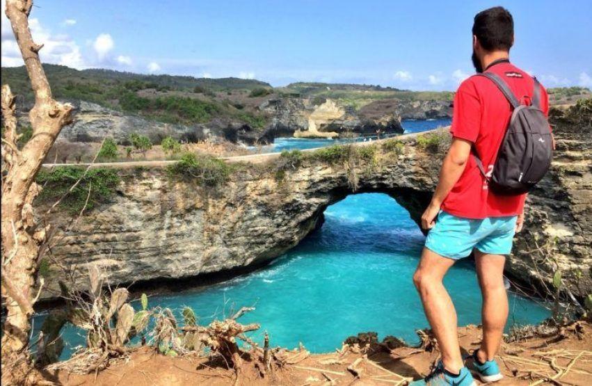 Broken Beach, uno de los lugares más bonitos que ver en Nusa Penida