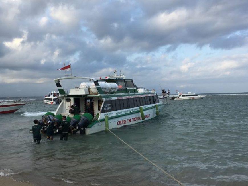 fast boat sanur indonesia