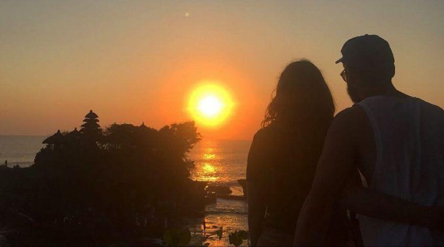 Sunset Tanah Lot Bali, uno de los mejores momentos de un viaje a Indonesia