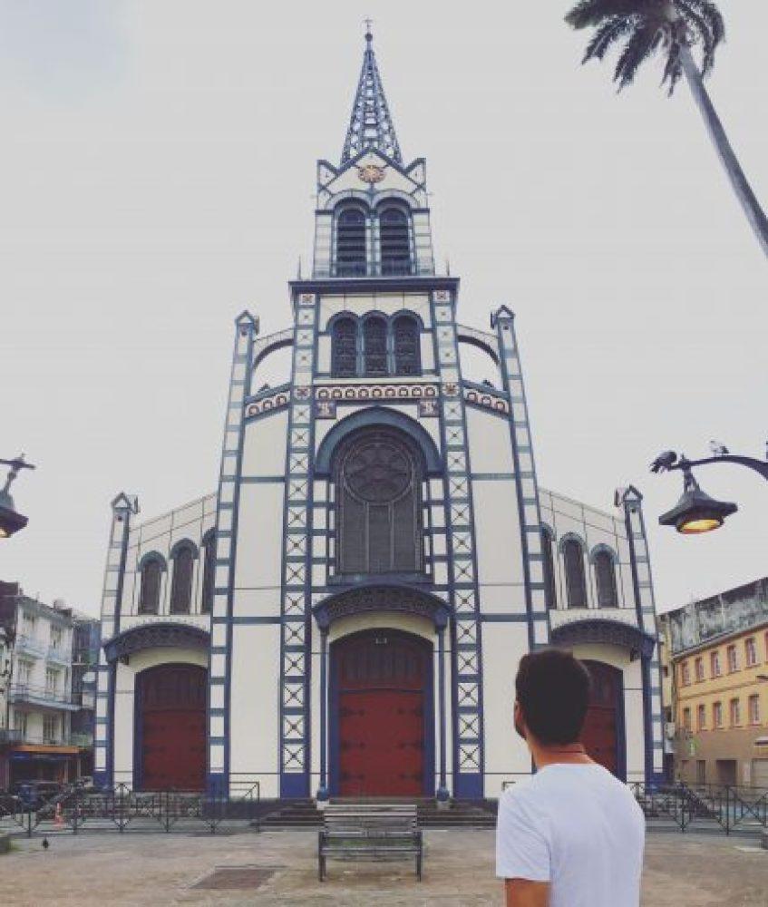 catedral Fort de France, la iglesia más importante que ver en Martinica