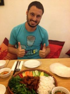 Comida en Hanoi