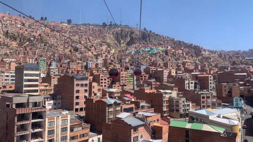 Teleférico La Paz