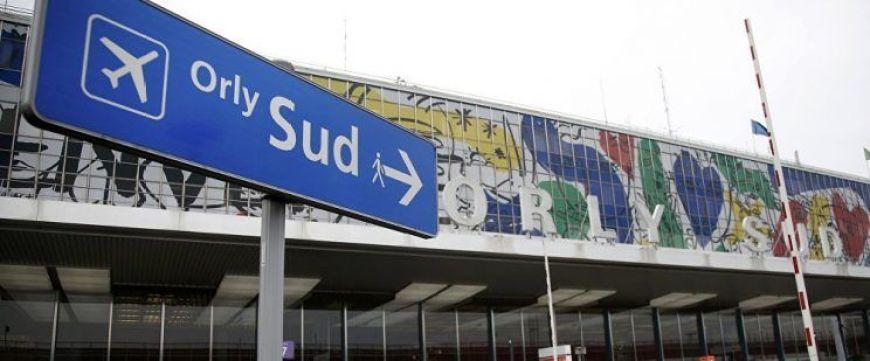 Paris Orly Sud, uno de los aeropuertos de París