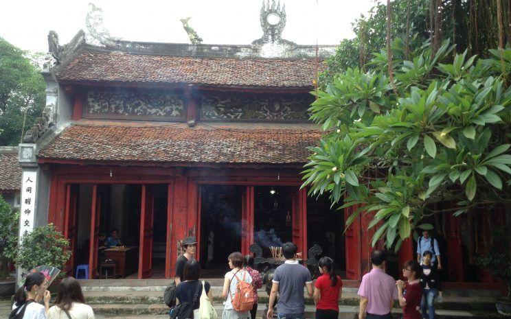 Visita a Hanoi, la capital de Vietnam