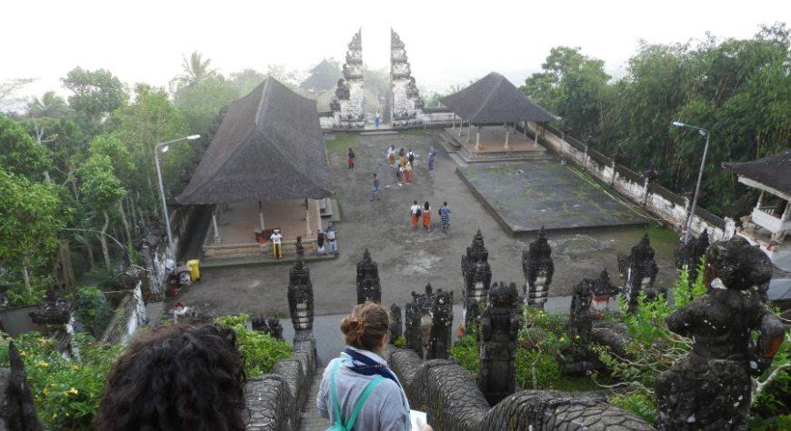 Pura Lempuyang, uno de los mejores templos de Bali