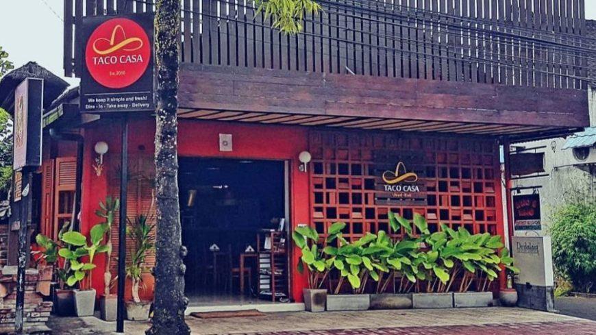 Taco-Casa Ubud