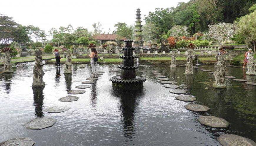 Tirta Gangga, uno de los mejores templos de Bali