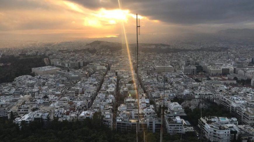 Vistas Monte Lycabettus, las mejores panorámicas que ver en Atenas