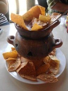 anafre, Honduras