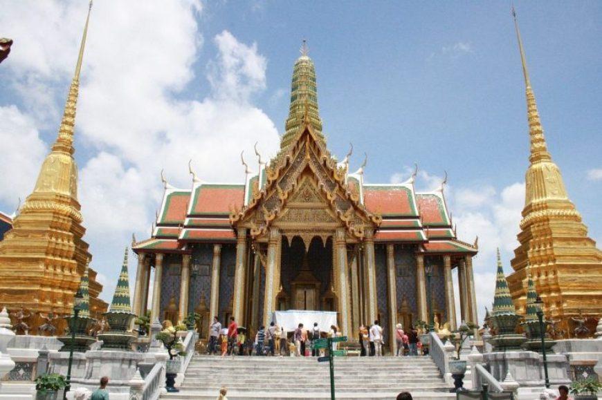 Gran Palace Bangkok, un imprescindible que ver en bangkok