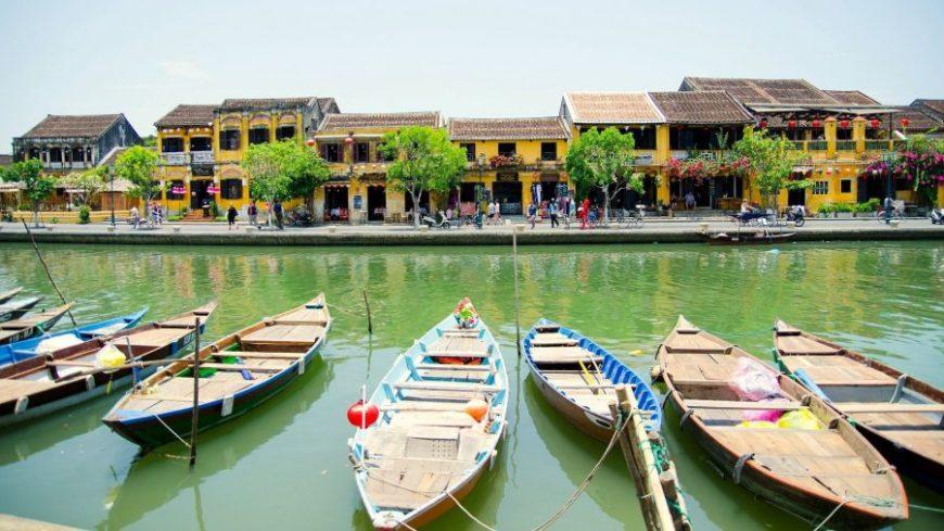 Barcos Hoi An