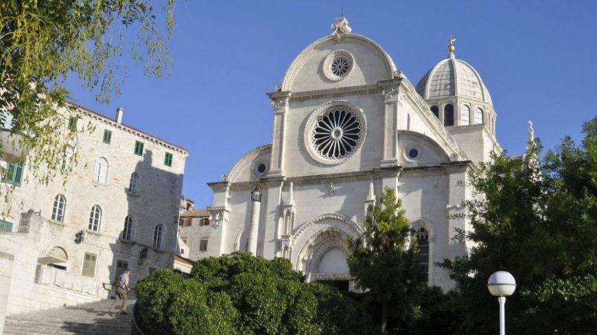 Catedral de San Jacobo en Sibenik