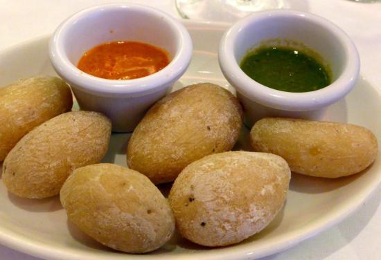 mojo, plato típico de la gastronomía de La Palma