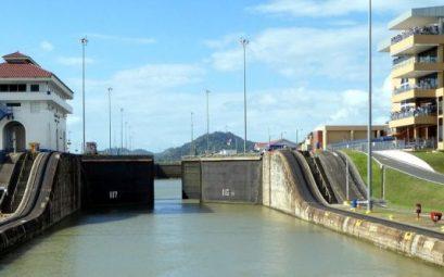 Esclusas Canal Panamá