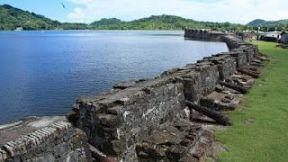 Fuerte de San Lorenzo, Portobelo, Panamá