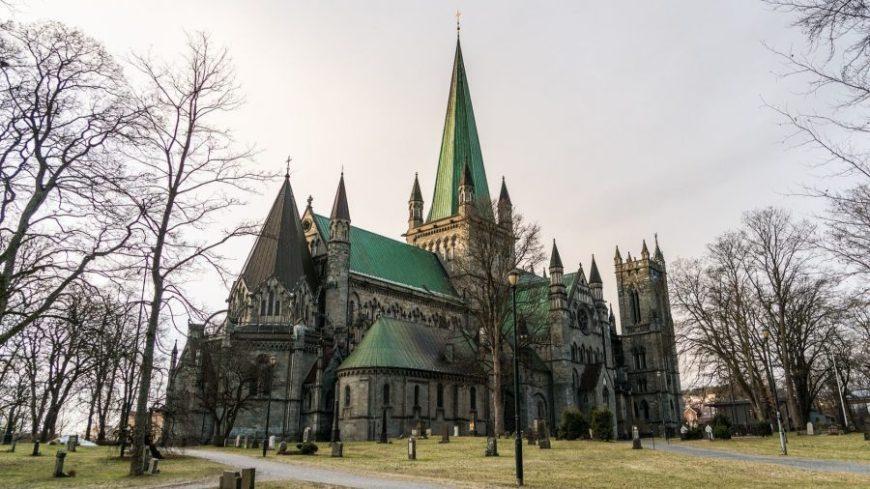Catedral Nidaros Trondheim