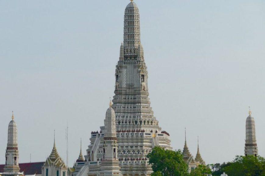 Wat Arun Bangkok, un imprescindible que ver en bangkok