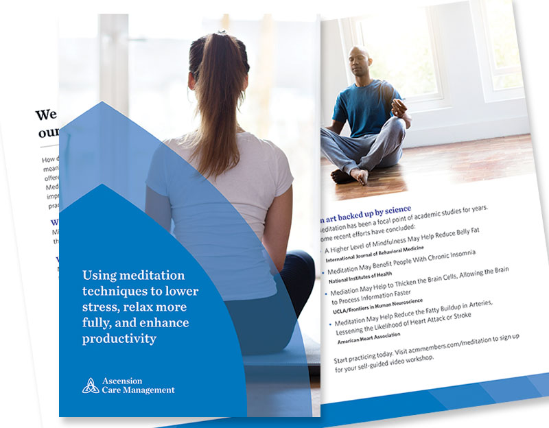 Cronin-Creative-Clarity-By-Design-Ascension-Health-brochure