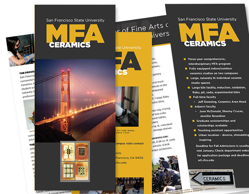 Cronin-Creative-Clarity-By-Design-San-Francisco-State-University-brochure