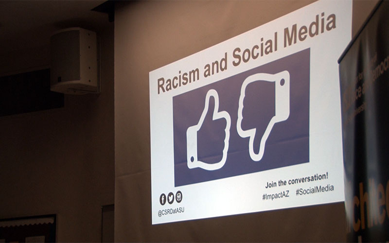 """""""Racism and Social Media"""" powerpoint"""