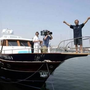 yacht Lucio Dalla