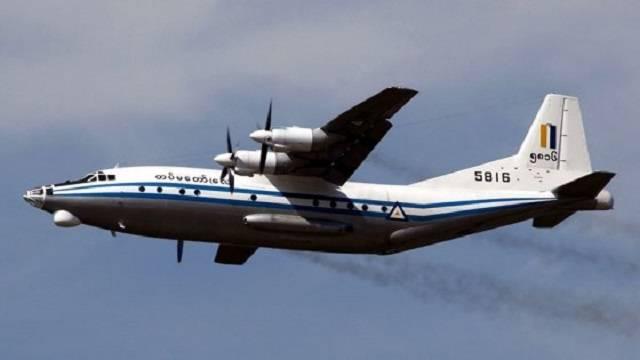 Un Aereo militare con 116 persone a bordo risulta essere disperso in Birmania.