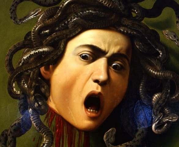 Caravaggio ed il rock. 5 opere del pittore accostate a 5 celebri brani rock-header