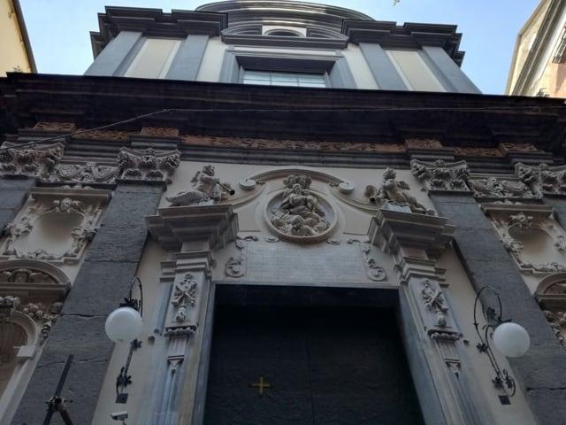 Chiese di Napoli-Anime del Purgatorio ad Arco e San Pietro a Majella-3