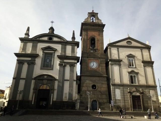 Prestigiose opere di maestri sconosciuti nelle chiese di Giugliano in Campania -photo-1