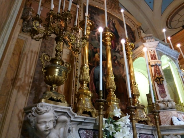 Prestigiose opere di maestri sconosciuti nelle chiese di Giugliano in Campania -photo-5