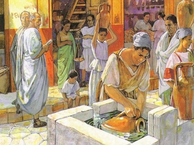 Campania, antica terra di profumi, definita un tempo Campania felix, ovvero fortunata-3