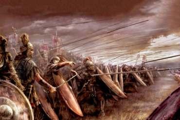 Le micidiali armi di assedio dei Romani- header