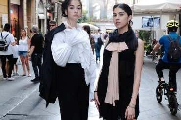 Napoli fashion on the road celebra l'eleganza del quartiere Chiaia-header