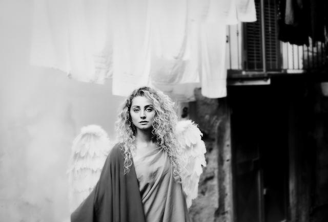 Angelo dei Quartieri Spagnoli di Napoli - Napoli fashion on the roadPh. iPhotox ©2019