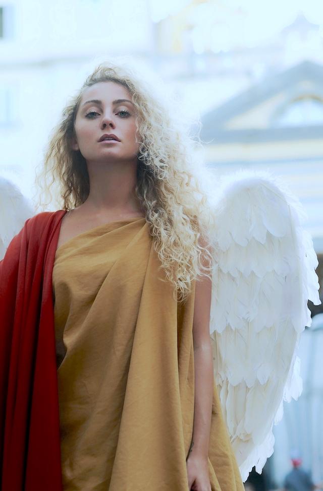 L'angelo - Napoli fashion on the road ai quartieri Spagnoli di Napoli