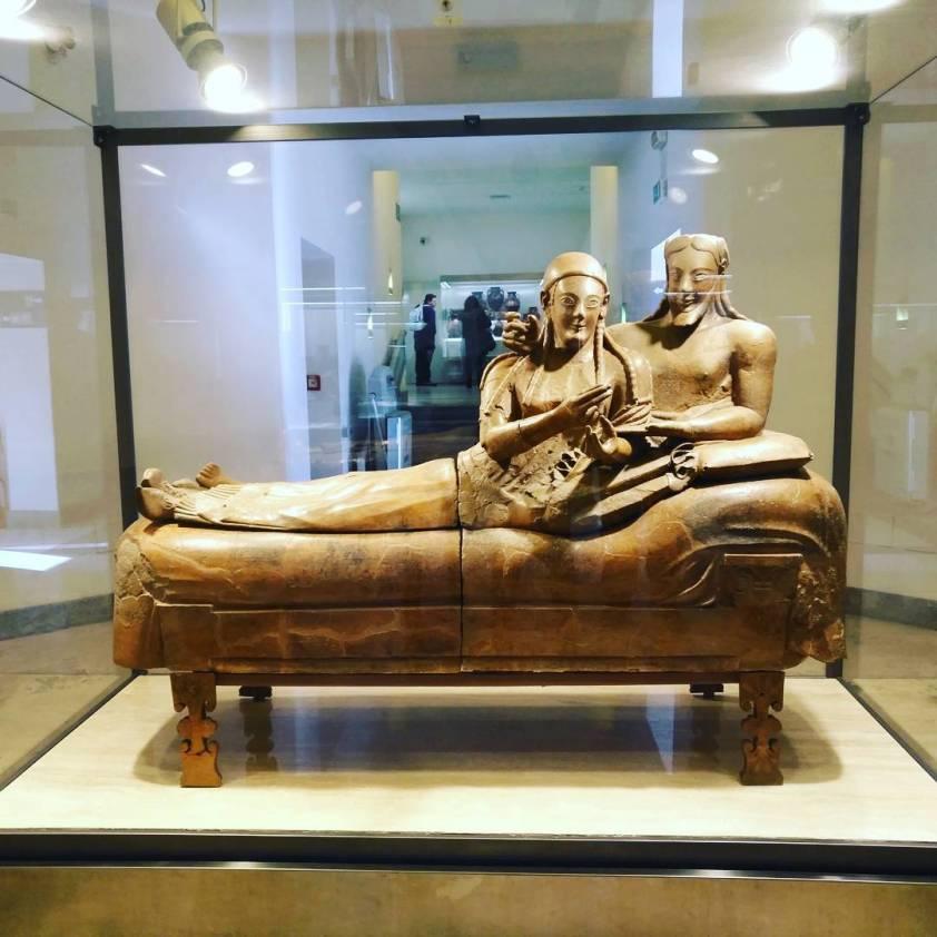 Etruscan Museum- Museo Villa Giulia, nel cuore di Roma. Il meraviglioso museo dedicato alla storia degli Etruschi.-2