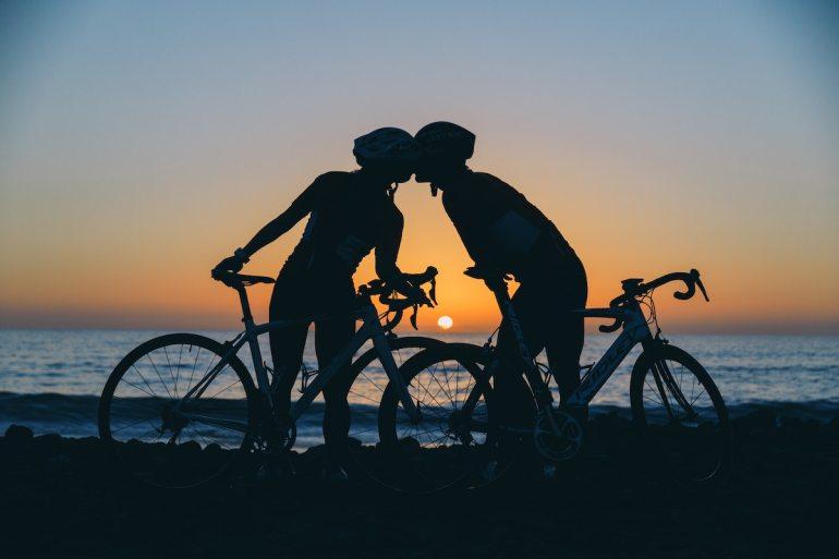 Benefit of cycling ph. @ polina_art - @crono.news