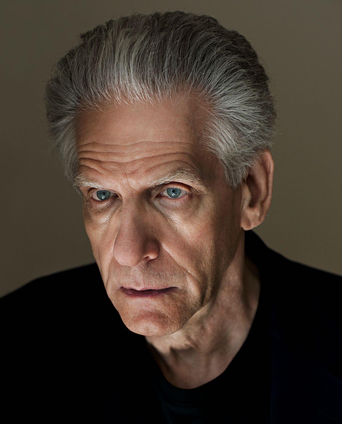 David Cronenberg credit ph. Cailtin - Cronemberg