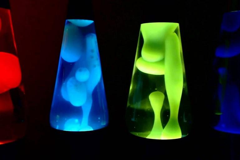 Lava Lamp, Space light
