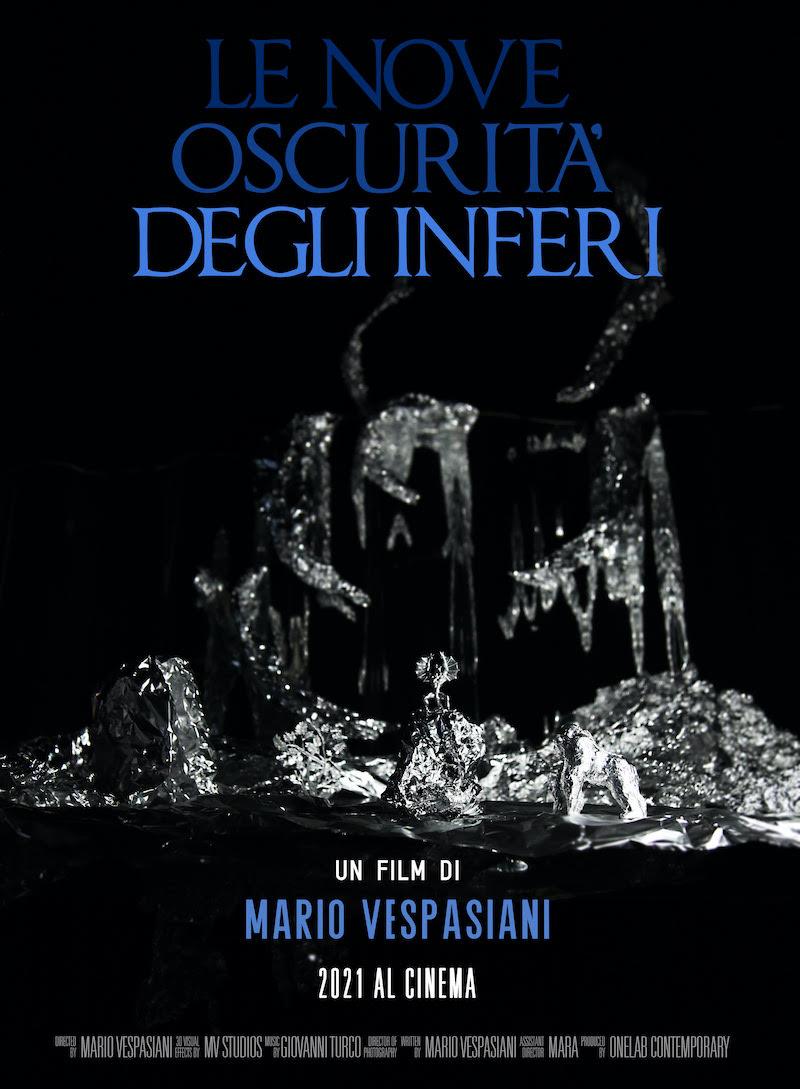 Mario Vespasiani- trailer film - Le nove oscurità degli inferi in uscita a settembre 21 -@crono.news
