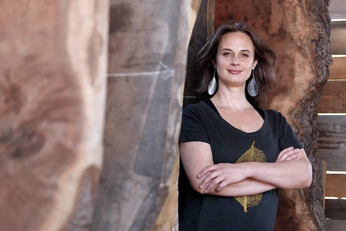 julia butterfly hill.attivista e scrittrice -@crono.news