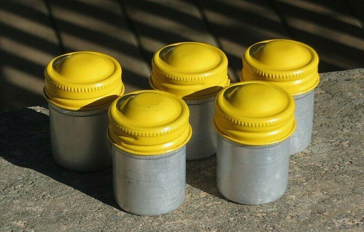 Kodachrome - lattina caratteristica