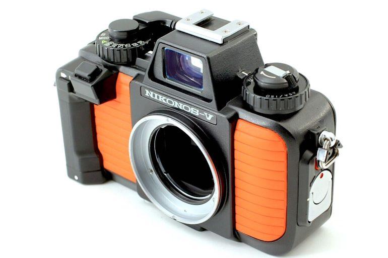 Nikonos- nikonos 5 V