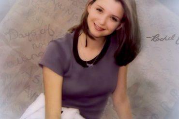 Rachel Scott Rachel esempio di coraggio, compassione e gentilezza.