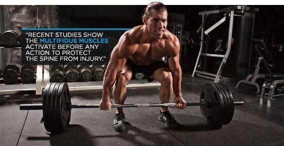 Rutina FULLBODY: Más musculoso en 8 Semanas