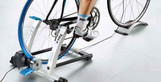 entrenamiento con rodillo para ciclistas