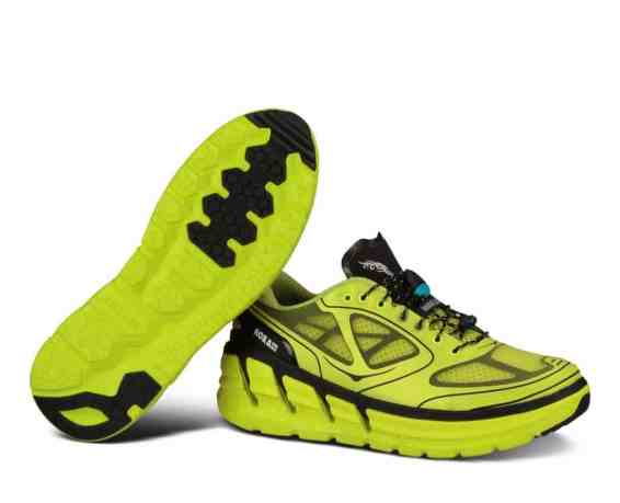 Hoka one one Conquest novedades running 2014