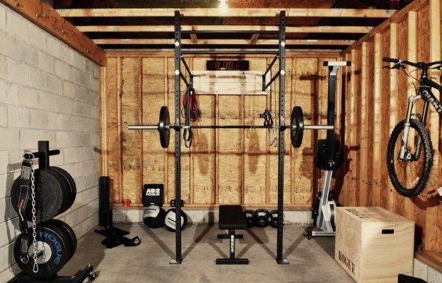 Como montar tu propio gimnasio de crossfit en casa - Gimnasios en casa ...